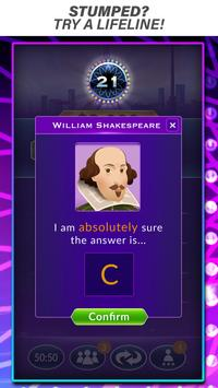 Who Wants to Be a Millionaire? Trivia & Quiz Game syot layar 1