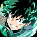 My Hero Academia: The Strongest Hero Anime RPG aplikacja