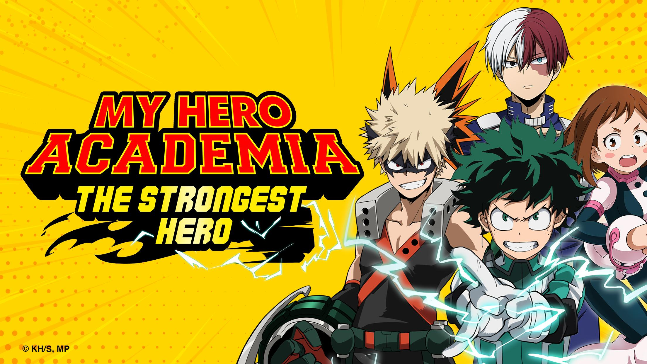 My Hero Academia: The Strongest Hero Anime RPG for Android - APK Download