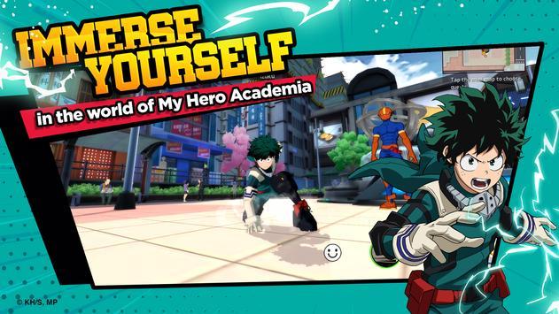 My Hero Academia: The Strongest Hero Anime RPG screenshot 13