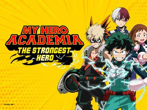 My Hero Academia: The Strongest Hero Anime RPG screenshot 6