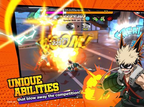 My Hero Academia: The Strongest Hero Anime RPG screenshot 8