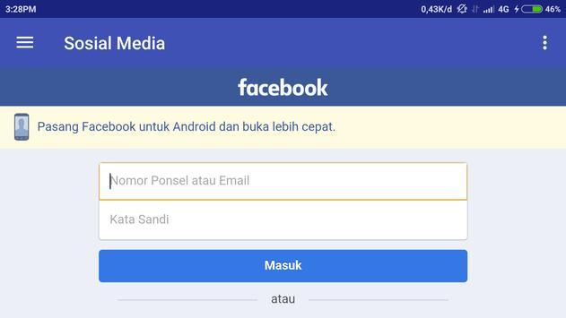 Indonesia Sosmed - Top 7 Favorite screenshot 7