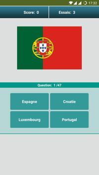 Quiz Drapeaux screenshot 2