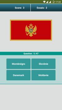 Quiz Drapeaux screenshot 4