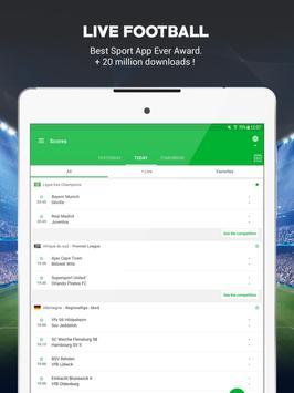 SKORES Live football - Bola Sepak Secara Langsung syot layar 5