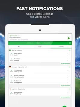Skores -  Футбол онлайн скриншот 7