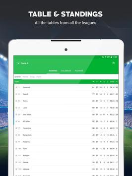 Skores -  Футбол онлайн скриншот 9