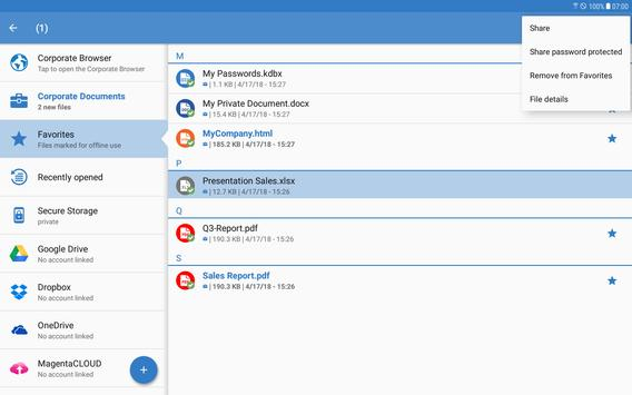 Sophos Secure Workspace screenshot 8