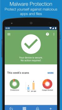 Sophos Mobile Security poster