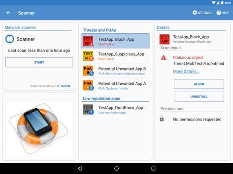 Sophos Mobile Security screenshot 10