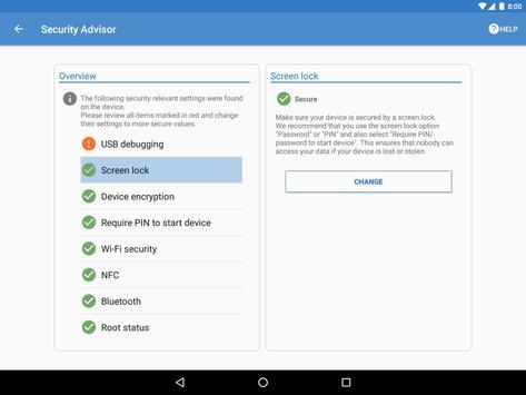 Sophos Mobile Security screenshot 12