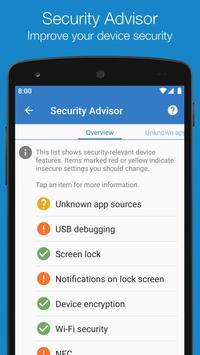 Sophos Mobile Security screenshot 5