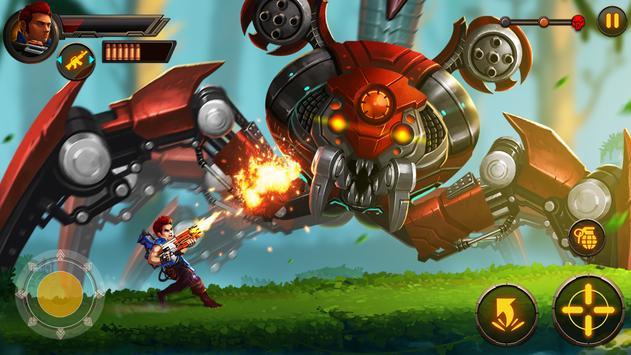 Metal Squad captura de pantalla 15