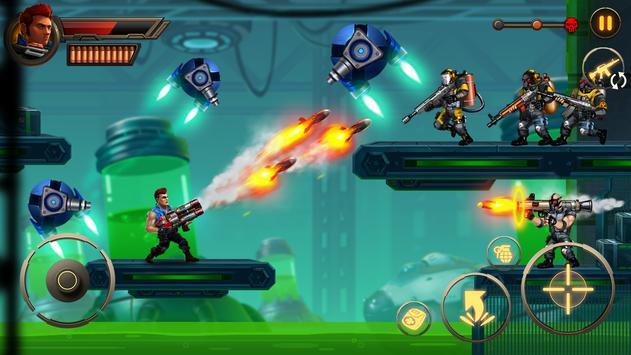 Metal Squad screenshot 14