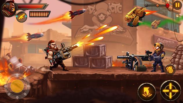Metal Squad captura de pantalla 19