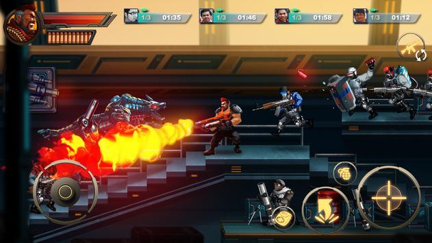 Metal Squad captura de pantalla 11