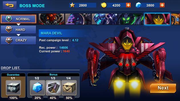 Metal Squad captura de pantalla 12