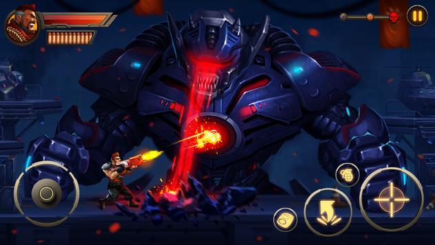 Metal Squad captura de pantalla 1