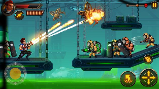 Metal Squad captura de pantalla 2