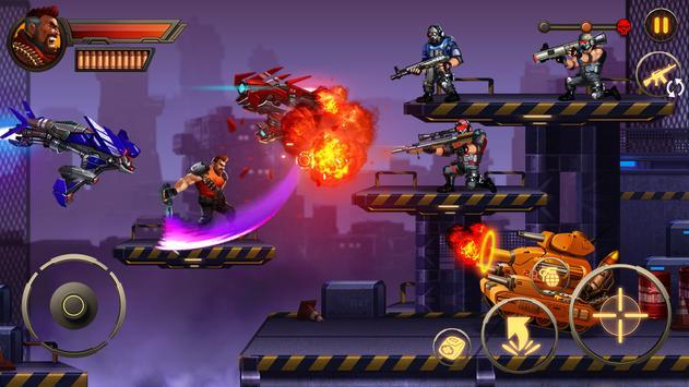 Metal Squad screenshot 2