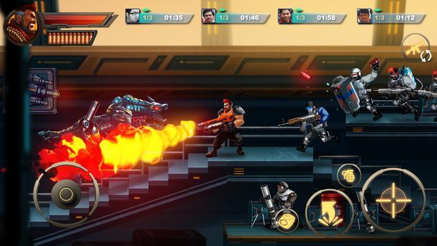 Metal Squad screenshot 6