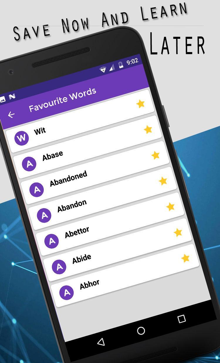 Synonym Antonym Learner for Android - APK Download