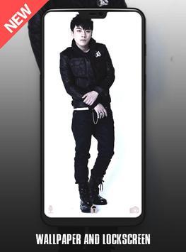 BIGBANG KPOP Wallpaper Fans HD screenshot 4
