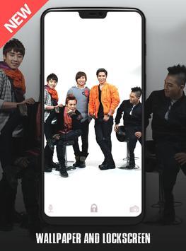 BIGBANG KPOP Wallpaper Fans HD screenshot 1