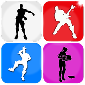 Guess the Battle Royale Emote/Dance icon