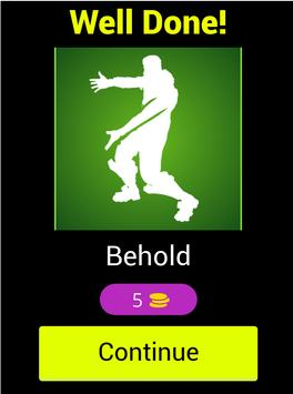 Guess the Battle Royale Emote/Dance screenshot 15