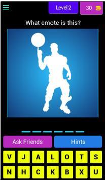 Guess the Battle Royale Emote/Dance screenshot 2