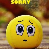 Sorry Messages Images pics icon