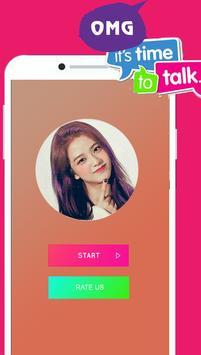 Chat Talk With Black Pink - Prank Kpop screenshot 2