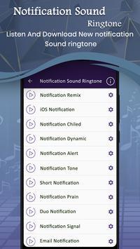 Top Notification Sounds screenshot 1