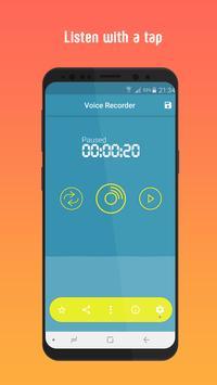Smart Voice Recorder🎙 HD Audio Recording screenshot 3