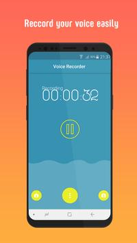 Smart Voice Recorder🎙 HD Audio Recording poster