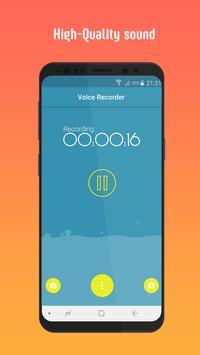 Smart Voice Recorder🎙 HD Audio Recording screenshot 1