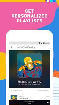SoundCloud screenshot 2