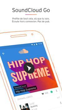 SoundCloud capture d'écran 2