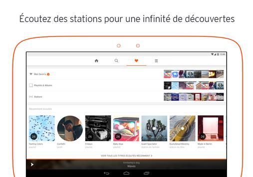 SoundCloud capture d'écran 6