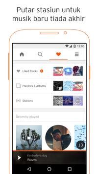 SoundCloud screenshot 1