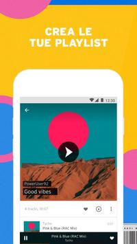 4 Schermata SoundCloud