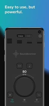 The Metronome by Soundbrenner: master your tempo screenshot 1