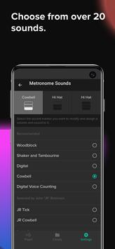 The Metronome by Soundbrenner: master your tempo screenshot 5
