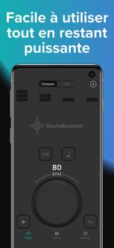 Le Métronome de Soundbrenner : maîtrisez le tempo capture d'écran 1
