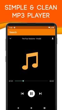 Free Music Mp3 Downloader - TubePlay Mp3 Download screenshot 1