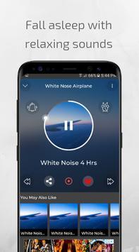 White Noise Airplane White Noise Plane Sleep Sound screenshot 2