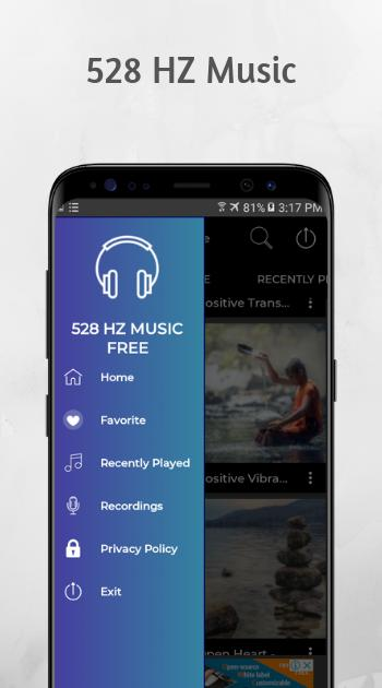 Audio 528 hertz Frequency Music Free for Android - APK Download