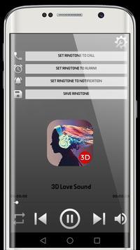 3D sounds ringtones screenshot 23